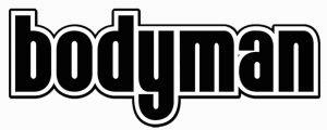 Logo bodyman.dk