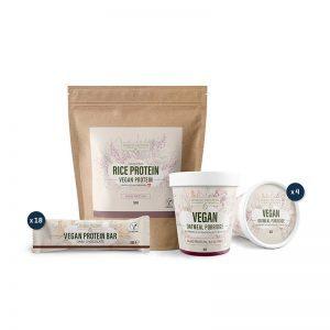 Nordic Protein vegansk proteinpulver