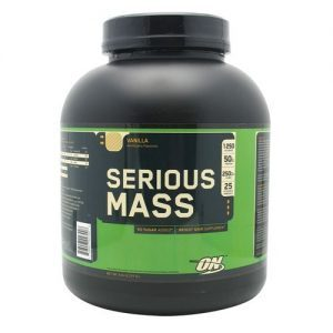 Optimum Nutrition Serious Mass (2730g)
