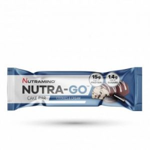 nutramino protein bar cookies and cream