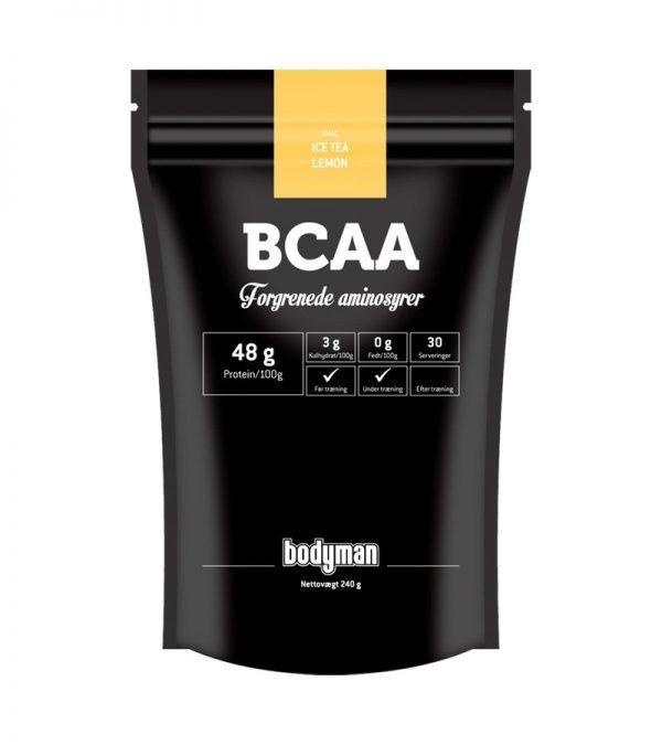 Bodyman BCAA Ice Tea Lemon - 240g