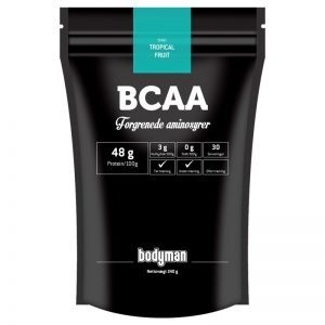 Bodyman BCAA Tropical Fruit 240g