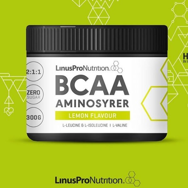 LinusPro BCAA Lemon:Lime 300 g