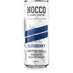 NOCCO BCAA Blueberry Limited Edition 330ml