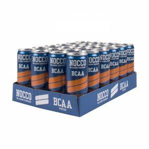 NOCCO BCAA Fersken 330ml (24stk)
