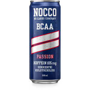 NOCCO BCAA Passion 330ml
