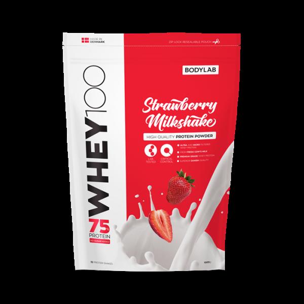 whey100-strawberry-milkshake-pouch