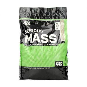 optimum nutrition Serious-Mass-5450g