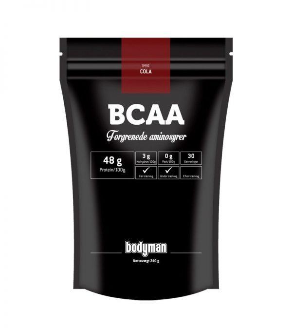 Bodyman BCAA Cola 240g