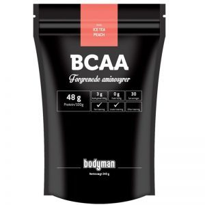 Bodyman BCAA Ice Tea Peach - 240g