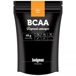 Bodyman BCAA Orange Soda 240g