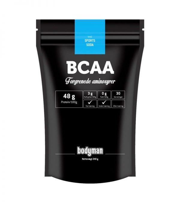 Bodyman BCAA Sports Soda 240g