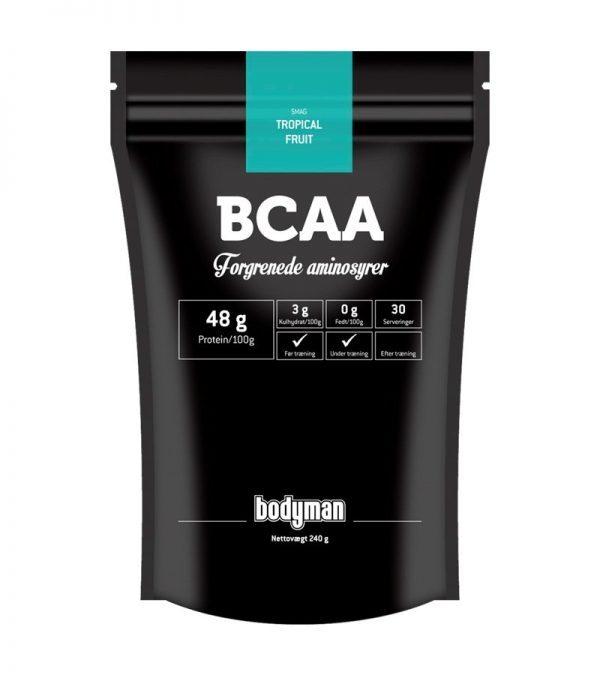 Bodyman BCAA Tropical Fruit 240g